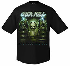 OVERKILL - ELECTRIC AGE T-SHIRT M/L/XL