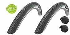 """20"""" x 1.75 SCHWALBE ROAD CRUISER BLACK Puncture Protection Road Bike /Cycle Tyre"""