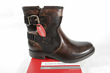 Marco Tozzi Women's Boots, Boots, Ankle Boots, dark brown, padded, RV NEW