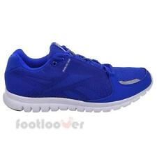 Shoes Reebok Sublite Run J95470 man fitness running Blue Moda Fashion