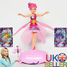Flying Fairy NEW Latest Girls Toy Magic Dancing Floating Helicopter Gadget Doll