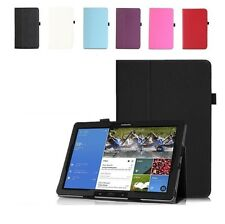 """Premium Shell Cover Smart Case Stand for Samsung Galaxy Tab Pro 8.4""""/10.1""""/12.2"""""""