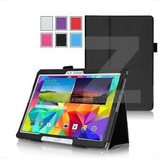 """Premium PU Leather Case Cover For Samsung Galaxy Tab S 10.5"""" SM-T800/805"""