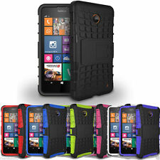 Gorilla Style Shockproof Case Cover For Nokia Lumia 630/635 + Free Screen Film