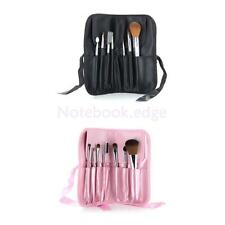 7Pcs Professional Make Up Cosmetic Brushes Kit Set Applicator Tool Foundation