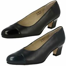 Ladies Equity Slip On Court Shoes 'Camilla'