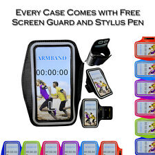 Sports Gym Running Armband Holder Case Cover Pouch For HTC Desire 626 UK