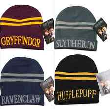 ★ Gorro Harry Potter gryffindor ravenclaw hufflepuff slytherin cosplay beanie ★