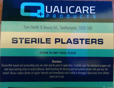 Assorted Wash Proof Plasters ( 100 /Box )  Qualicare Quantity Options 1, 2 0r 4