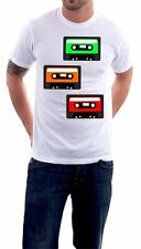 t-shirt humor Musicassetta - To give happiness by tshirteria v38