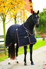 Horseware Rambo Optimo Stable Rug Stalldecke Winterdecke Black 140-165