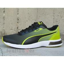 Scarpe Puma T 74 Tech Uomo Ultralight 359121 01 ITA  Running Moda Yellow Black