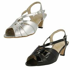 Equity Sarah Wide Fitting Evening Sandals