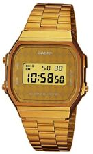 Unisex wristwatch - Casio A168WG-9B