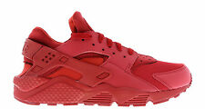 Nike Air Huarache Varsity Red/Triple Red All Sizes  (318429-660)