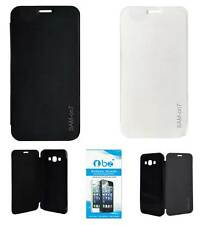 TBZ Flip Cover for Samsung Galaxy on5 / Galaxy on7 with Screen / Data / Aux opt