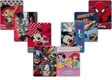 Disney infantil Manta Polar ~ Marvel, Mickey, minnie. SPIDERMAN, Cars & Más