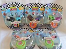 Moshi Karts Moshimo Series Moshling Racers Launcher Pack Moshi and cars