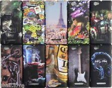 IMPORTED DESIGNER PRINTED HARD BACK CASE COVER FOR SONY XPERIA M C1904 C1905