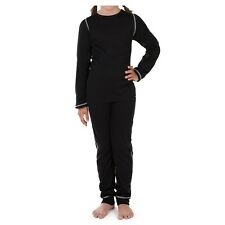 CFLEX POLARDRY Kinder Unisex Sport Thermowäsche Set Thermohemd+Hose Girls & Boys