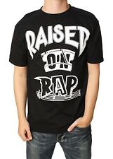 Famous Stars And Straps Raised On Rap Short Sleeved Tee