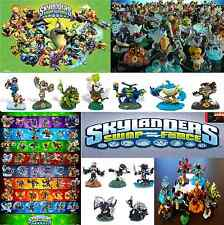SKYLANDERS SWAP FORCE FIGURINE AU CHOIX CHOICE COLLECT THEM ALL!