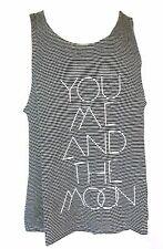 Billabong And The Moon Women's You Me And The Moon Sleeveless Vest Top New