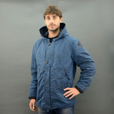 North Sails GIACCONE UOMO LEWISTONE BLU 4421-44 Blu Denim mod. 4421-44
