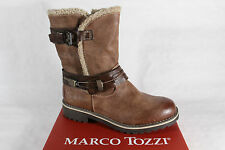 Marco Tozzi Ladies Boots Ankle Boots Winter Boots brown new