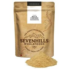 Sevenhills Wholefoods Organic Raw Maca Powder | Energy Fertility