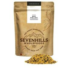 Sevenhills Wholefoods Organic Raw Bee Pollen | Immune System, Superfood