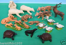 Britains PVC Zoo Models - Multi-listing 11 Different @ £2.99 to £3.99 each...!!