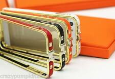★Hermes★ Premium Luxury Metal Bumper Case Cover Frame for ★APPLE iPhone 5 / 5S★