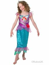 DISNEY PRINCESS THE LITTLE MERMAID ARIEL COSTUME GIRLS ARIEL CHILD'S DRESS