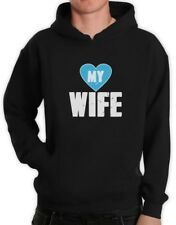 Love My Wife - Matching Couples Gift For Valentines Hoodie Married Couples