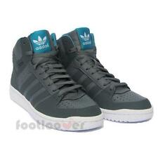 Scarpe Adidas Proplay 2  M18239 Uomo Basket Moda Sneakers Grey Leather it
