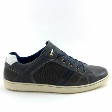 Tom Tailor Zapatos Zapatillas Piel coal mocasines Talla 41-45