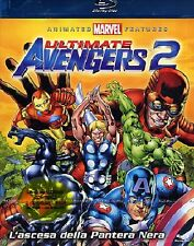 Ultimate Avengers 2 (Blu-Ray + Dvd) EAGLE PICTURES