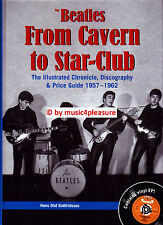 ♫ Buch THE BEATLES From Cavern To Star-Club 1997 Neuzustand UNGELESEN MINT WOW ♫