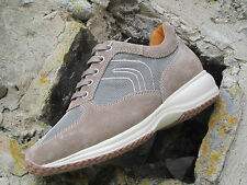Scarpe Geox Happy u4162g c3007 Sneakers Casual Uomo Italian Style Antelope IT