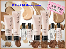 Lot of 2 Mary Kay Set  Milagroso TimeWise normal a seca & mixta a grasa NEU 2018