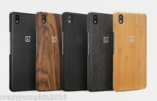 100% Original OnePlus Official Back Cover Bumper Case for OnePlus X / One Plus X