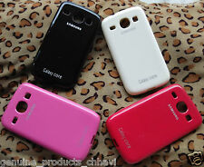 Box Pack GLOSSY BACK COVER CASE FOR Samsung Galaxy Core i8262 i8260 8262 8260