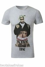 Eleven Paris Life Is A Joke Tupac Pactu Crew Neck T Shirt Top Tee S M L XL New