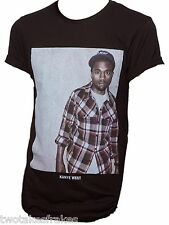 Eleven Paris Life Is A Joke Kanye West Crew Neck T-Shirt Top Tee White Black New