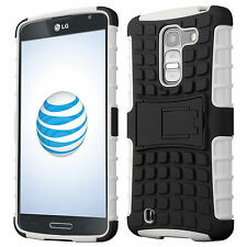 LG G Pro 2 Case, Cruzerlite Shock Proof Armour Protect Back Case for LG G Pro 2
