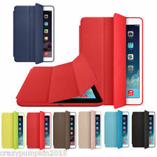 Official Smart Leather Folding Case Book Cover Stand Folio for APPLE iPAD 2/3/4