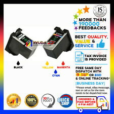 2 x Ink Cartridge PG 40 CL 41 for Canon IP2400 MP460 MP470 MX300 MX310 Printers