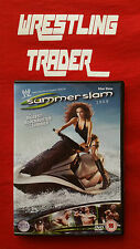WWE Summerslam 2008 Wrestling DVD Hardy, HHH, Edge
