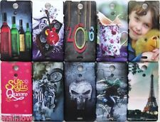 IMPORTED DESIGNER PRINTED HARD BACK CASE COVER FOR SONY XPERIA ZR M36H
